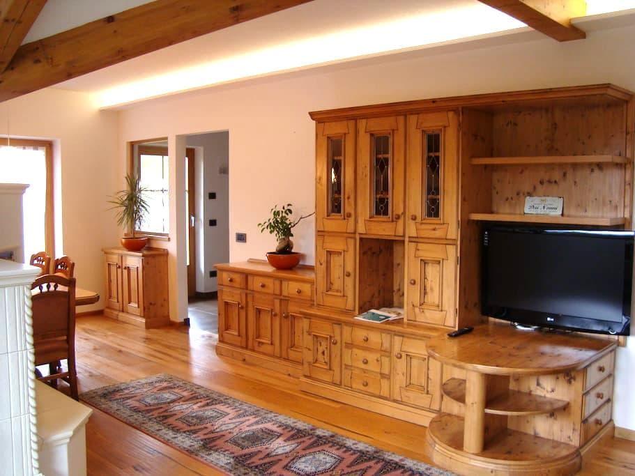 Appartamento delux in Val di Fiemme - Castello-molina di Fiemme - Leilighet