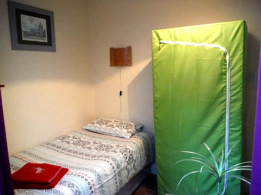 Single room in a quiet location - Dublin 3 - House