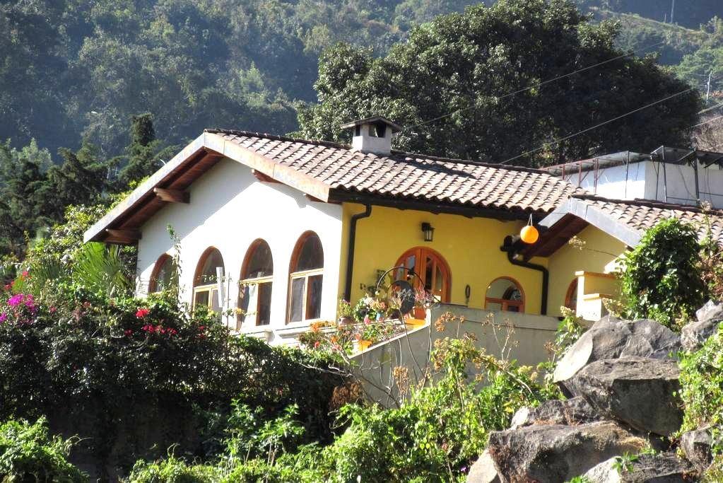 San Pedro Luna Azul Casita - San Pedro La Laguna