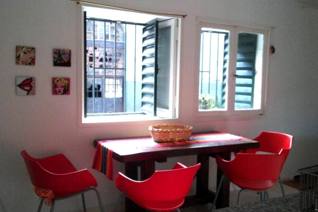 Apartmen with a private room - Posadas