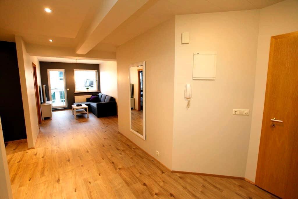 Modern apartment in heart of town - Akureyri