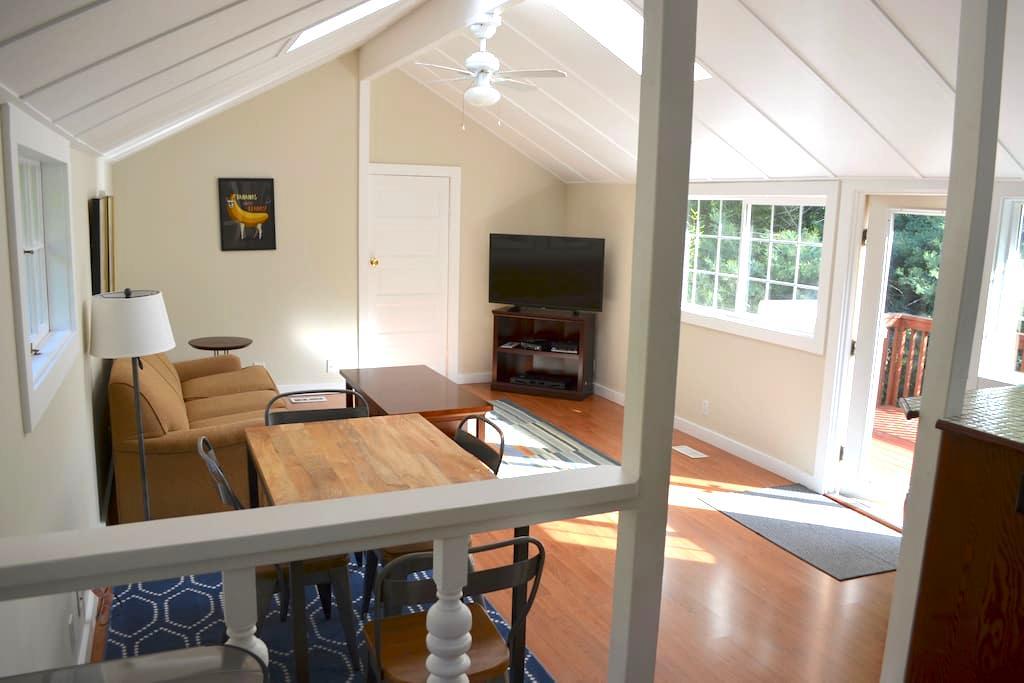 Sunny and Private 1 Bd Cottage - Kentfield - Vendégház