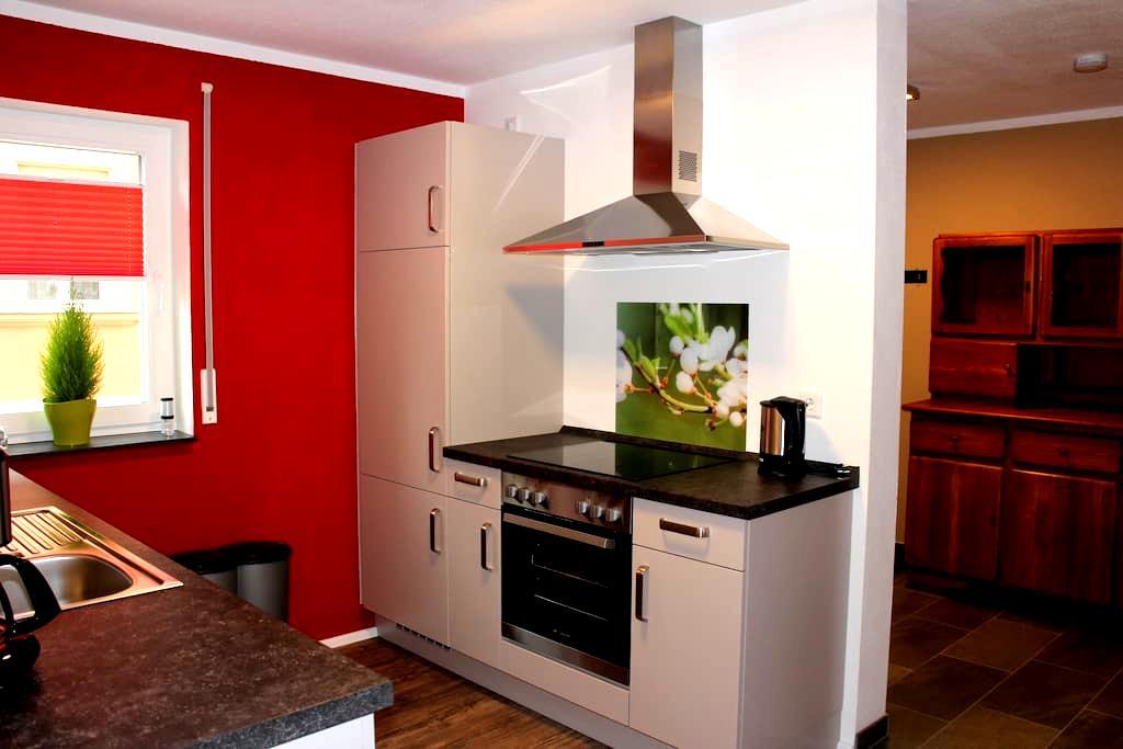 Neue, moderne Whg. für 6 Personen - Burgbernheim - Apartment