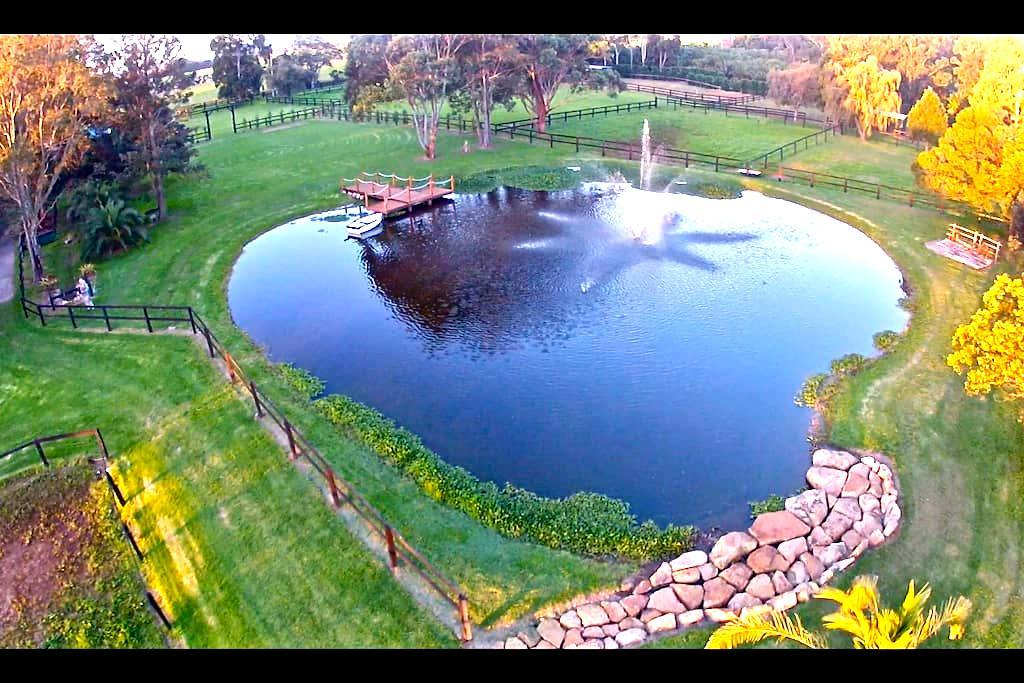 Terara Park Farm Stay 2 - Terara - Huoneisto