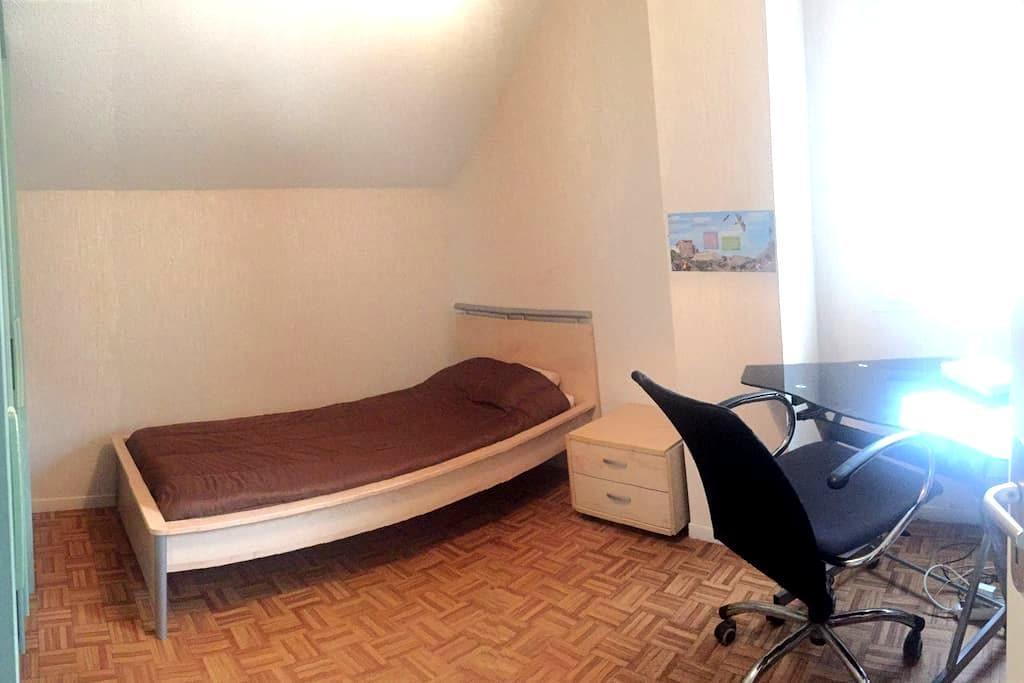 Chambre à louer - Saint Michel de Maurienne - Hus