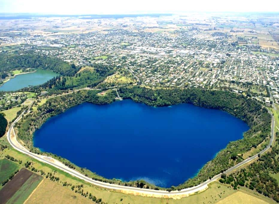 Mount Gambier-Blue Lake City -甘比爾藍湖城 - Mount Gambier - Oda + Kahvaltı
