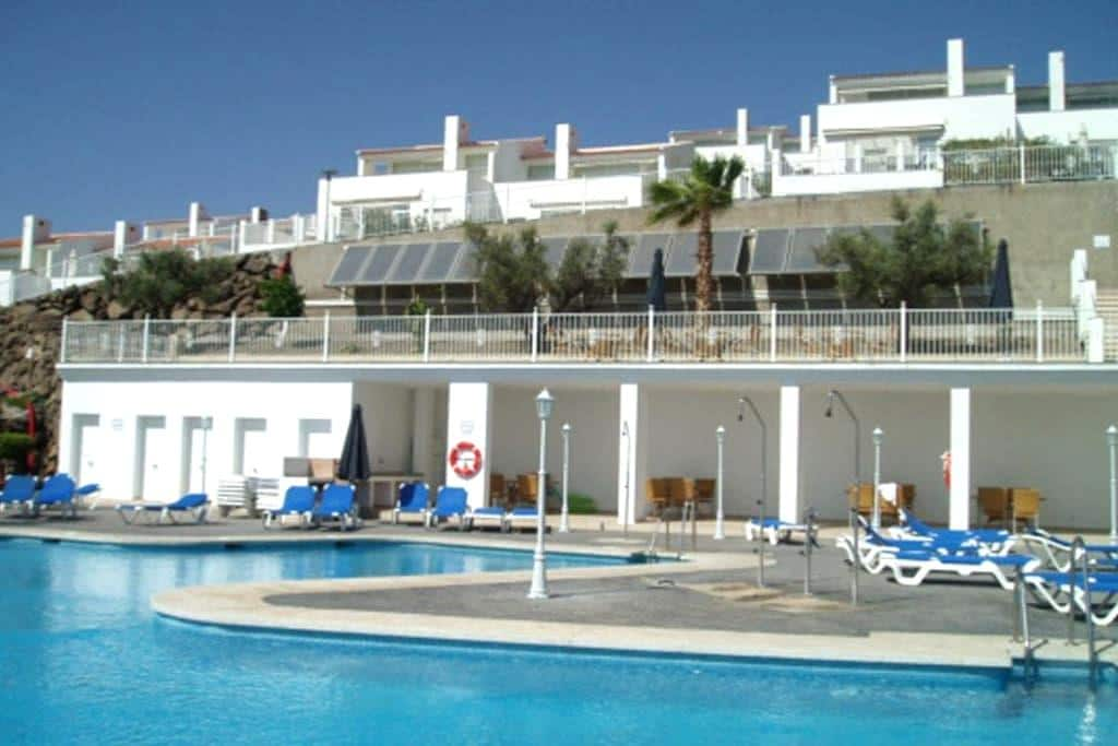 Luxury in the mountains near Malaga - Algarrobo