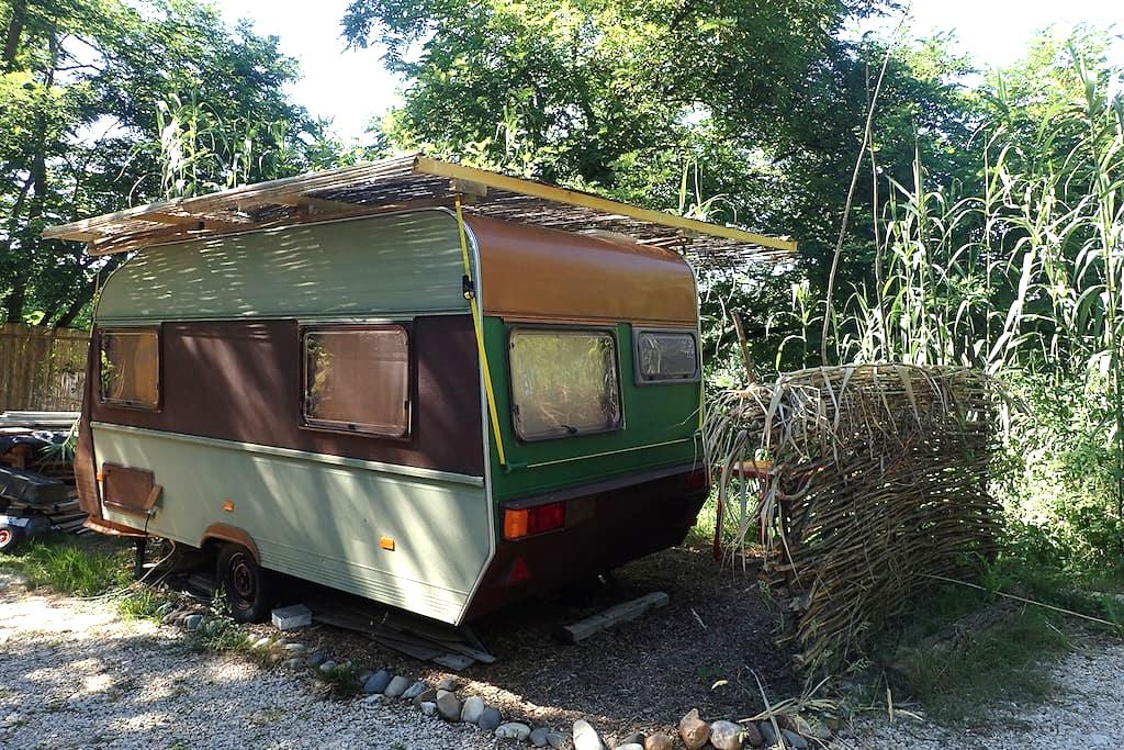 Caravane - Auvillar - Camper