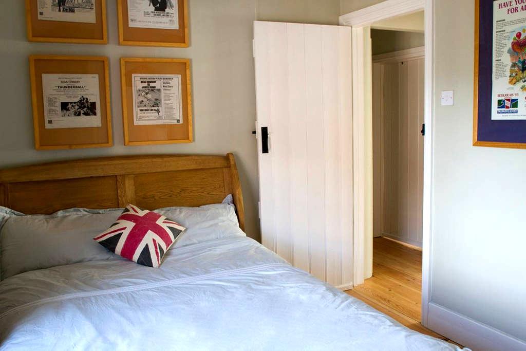 Double room with ensuite WC/basin. - Watlington - Dom