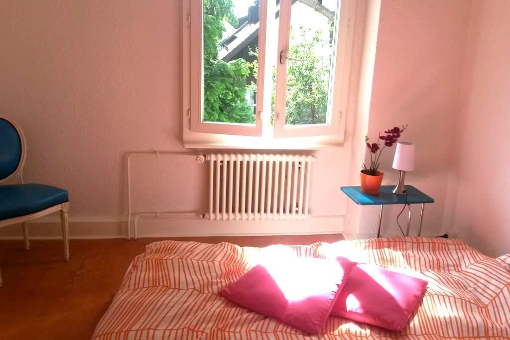 chambre dans grande maison  - Plan-les-Ouates - Hus