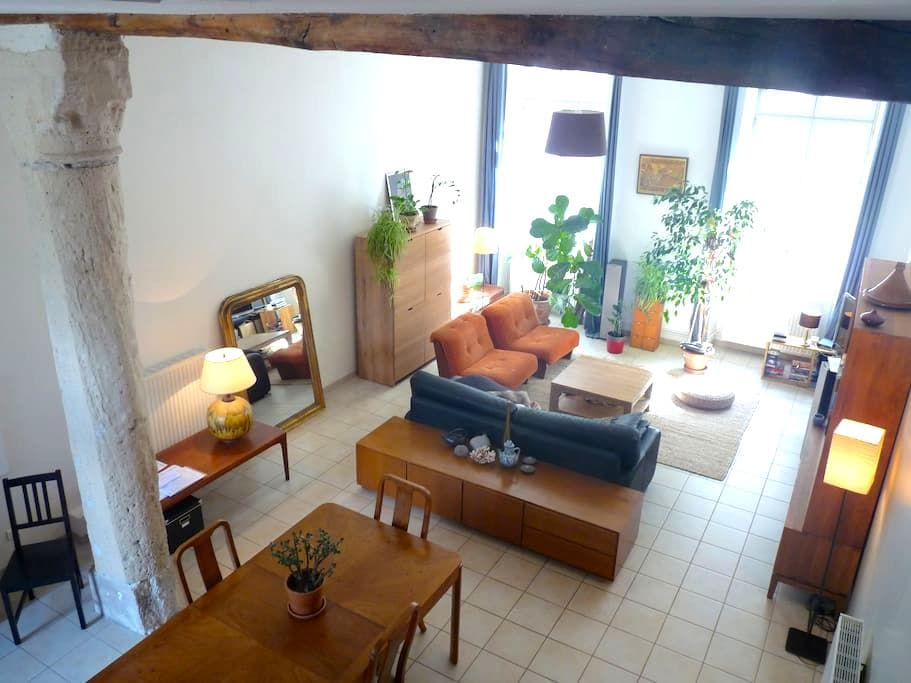 Medieval house from 1650 - Senlis - Apartament