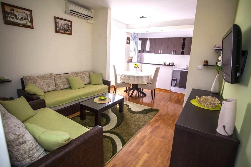 Belgrade apartment Sunflower - Belgrad - Pis