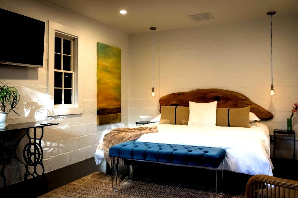 Starry's Studio- chic suite in the heart of FBG - Fredericksburg - Apartment