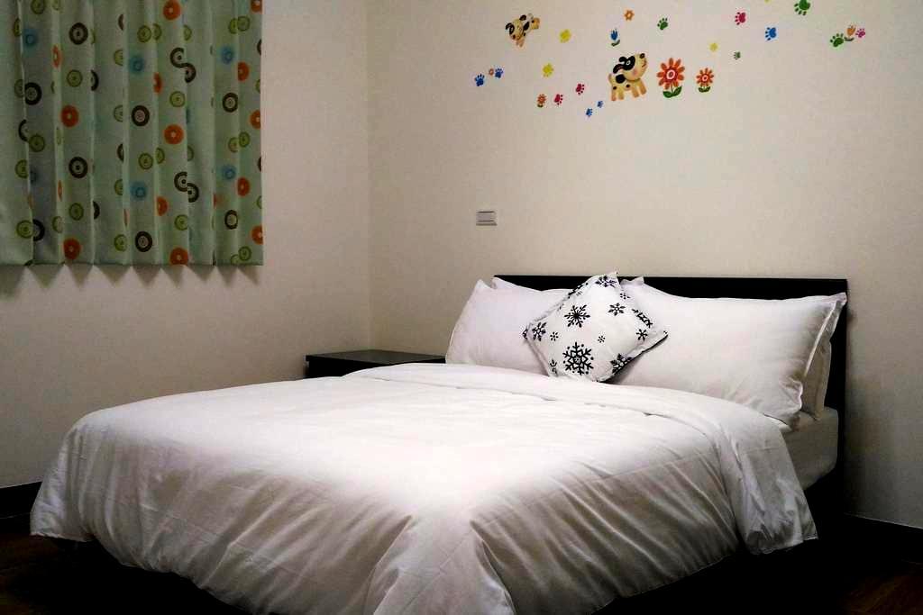 金禧福民宿-夏之戀雙人房(優惠價.不含早餐) - Jinning Township - Bed & Breakfast