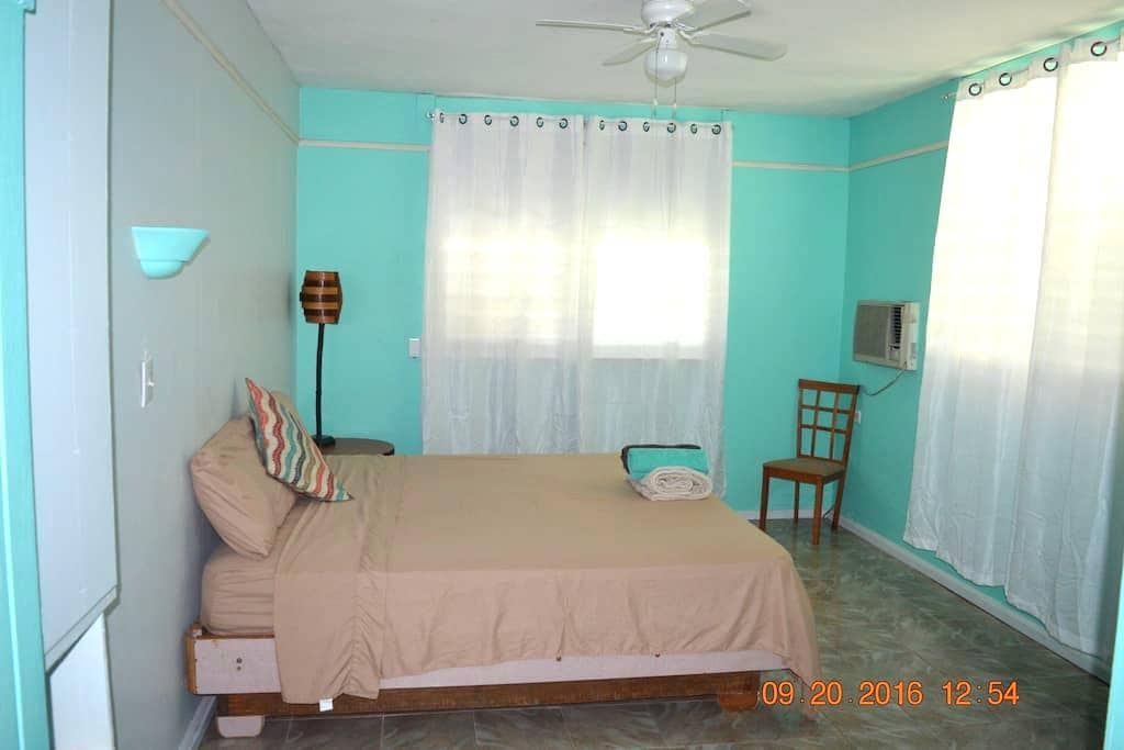 La Casa del Surfer - Private Room - Rincón - House