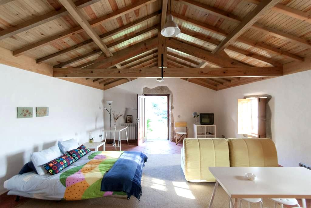 Charming rural cottage with pool and ocean view - Carreço - Ev