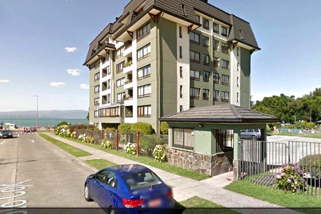 Departamento frente a la Costanera Lago Villarrica - 比亞里卡(Villarrica) - 公寓