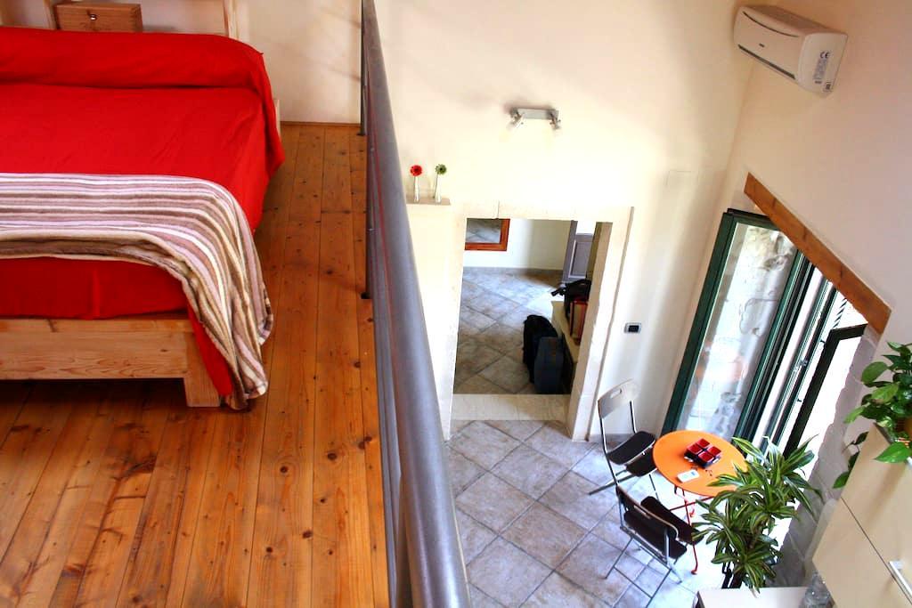 Casa Marta, loft in Ortigia - Syracuse - บ้าน