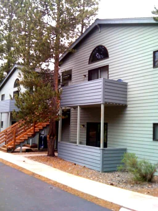 Comfortable Powder Village Condo in Sunriver OR - サンリバー - コンドミニアム