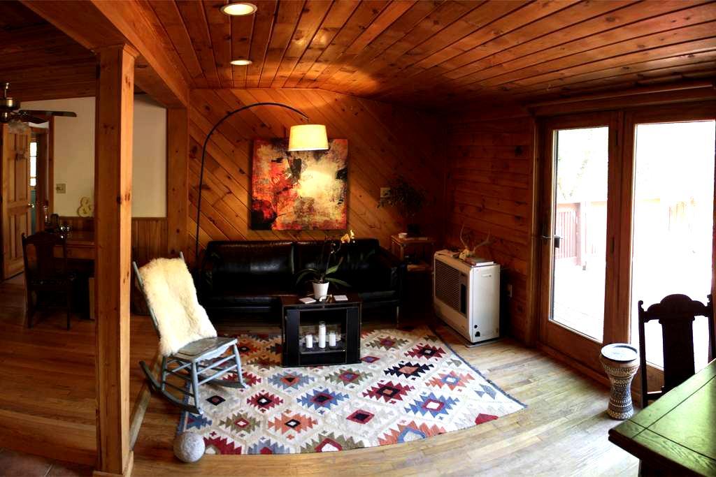 """ADK """"Cottage Cortez"""" - Saranac Lake"""