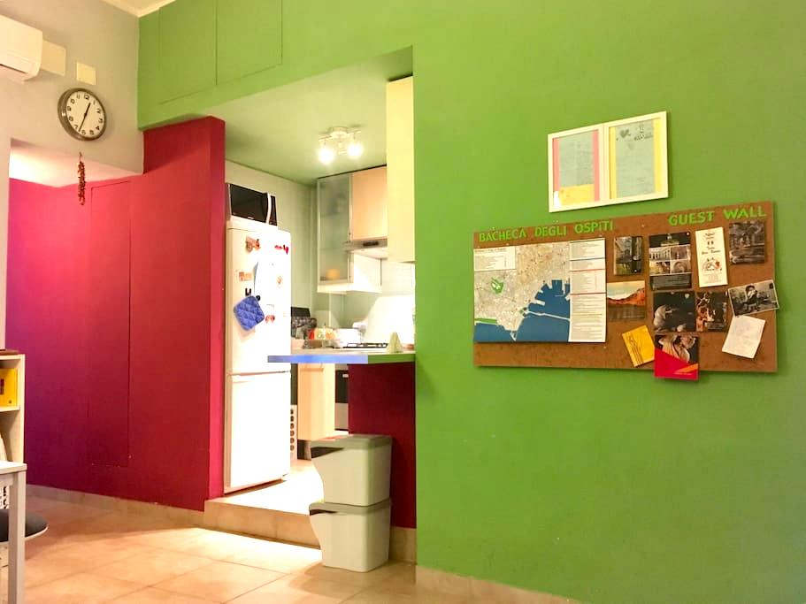 The heart of Naples - Neapel - Wohnung