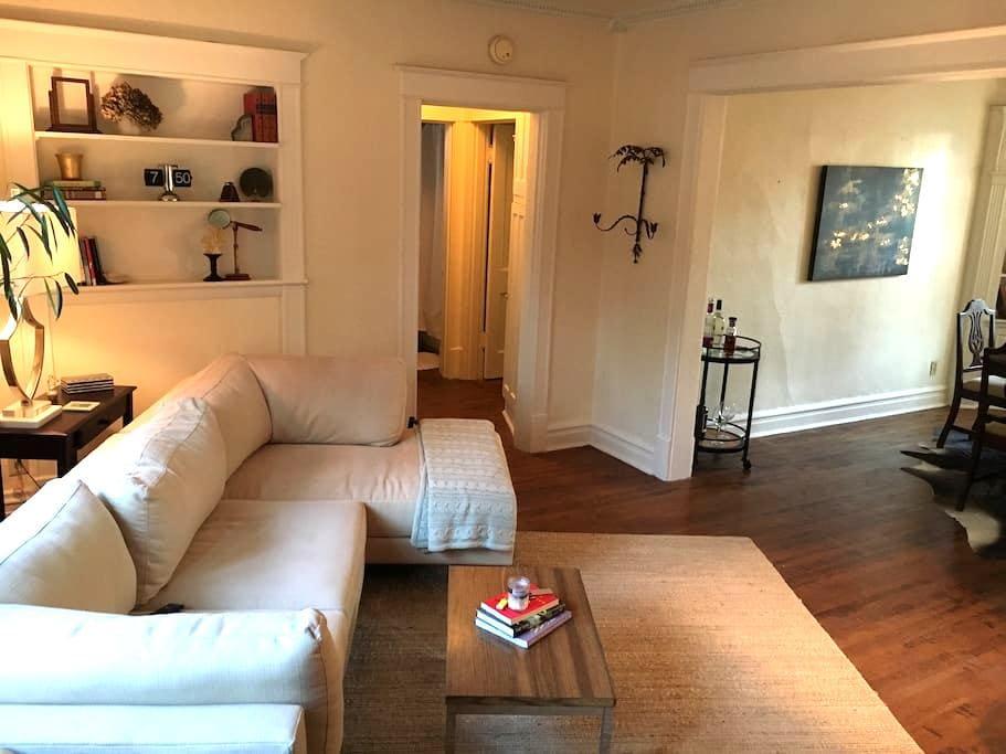 Charming 1BR in Clayton - Clayton - Lägenhet