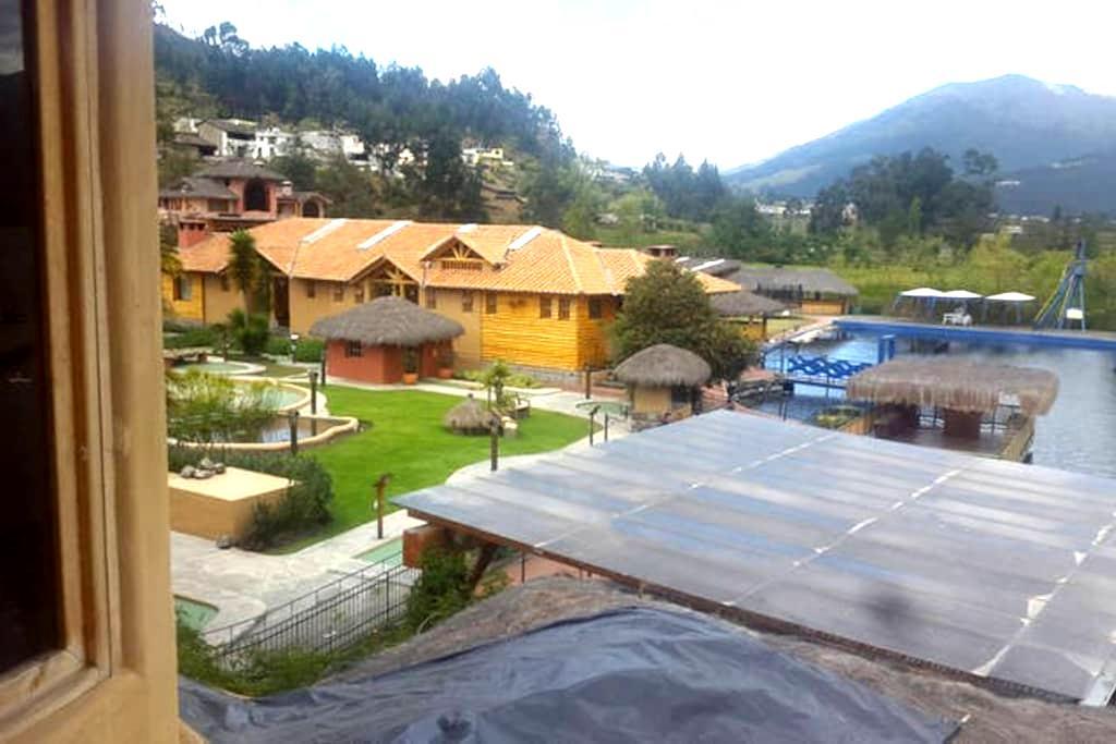 Casa de Campo - Ibarra - Annat