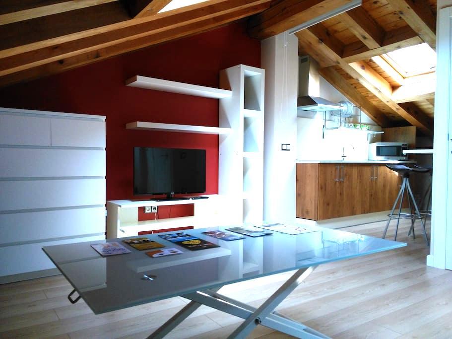 NUEVO APARTAMENTO CENTRO HISTORICO - Segovia - Lägenhet