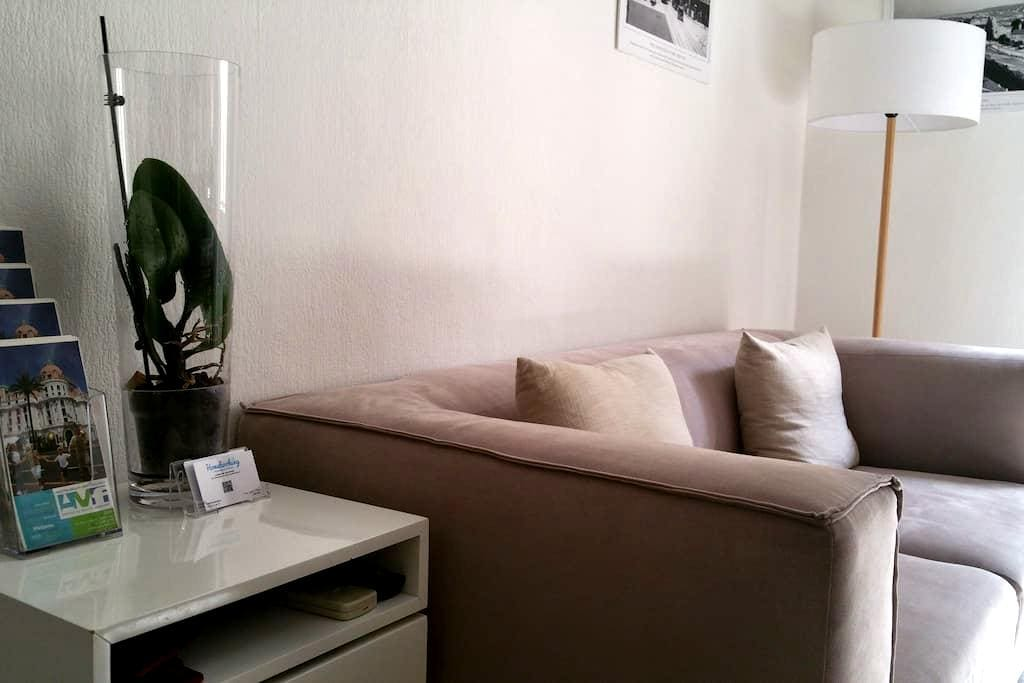 Beautiful flat in the heart of Nice - Nice - Apartment