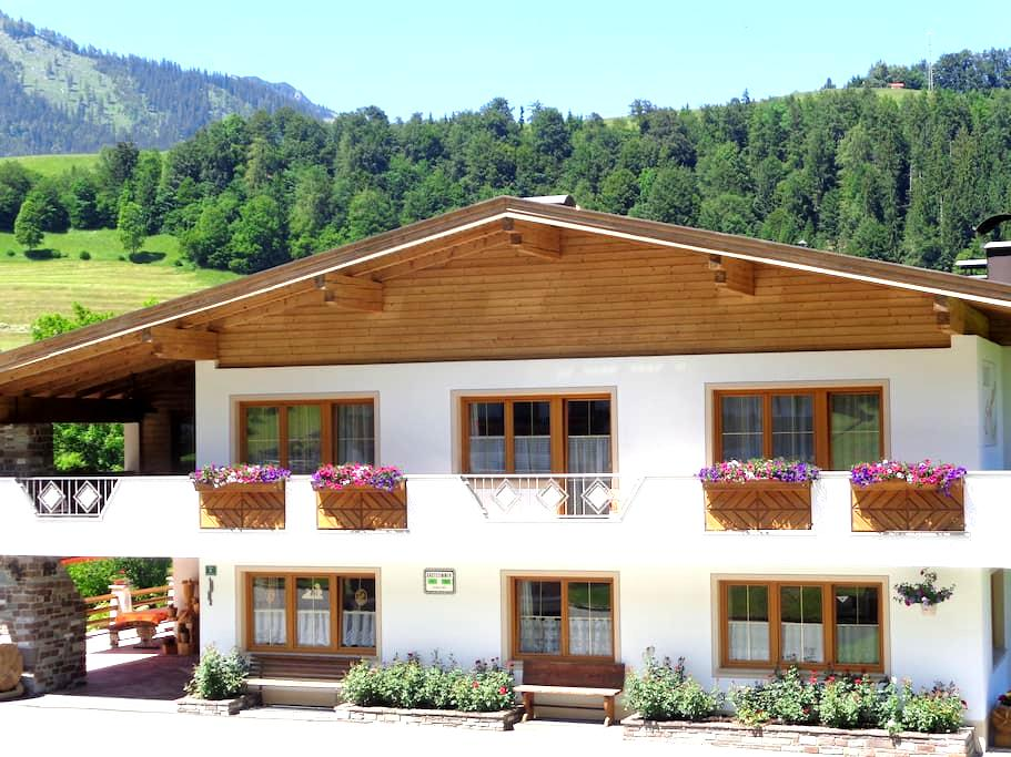 Haus Enzian Tirol - Hinterthiersee