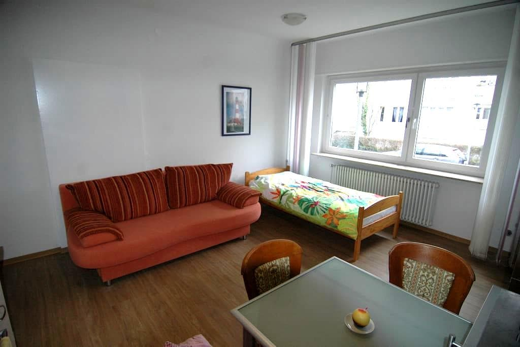 Zimmer mit Küchenzeile in der Stadtmitte Esslingen - Esslingen am Neckar - Lägenhet