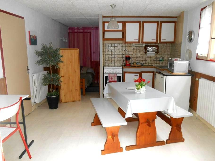 Studio 21m2 centre - proche gare - Vannes - Maison