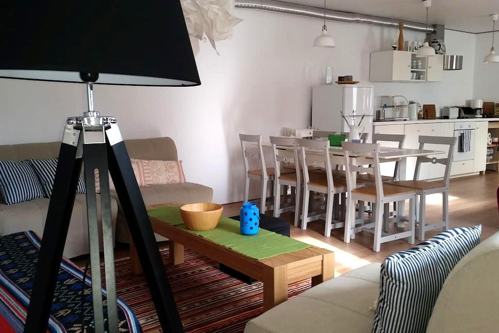 Cosy house in Cologne/good access to fair - Keulen - Huis