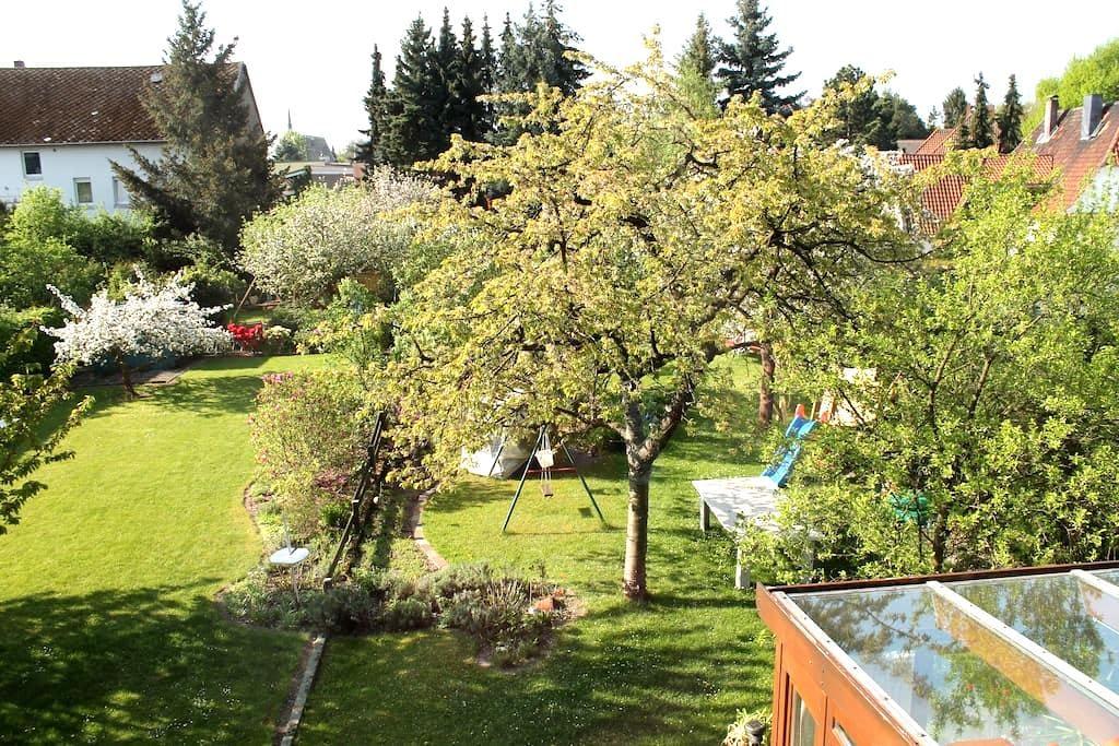 Near Hanover fair, green and calm - Peine - Casa