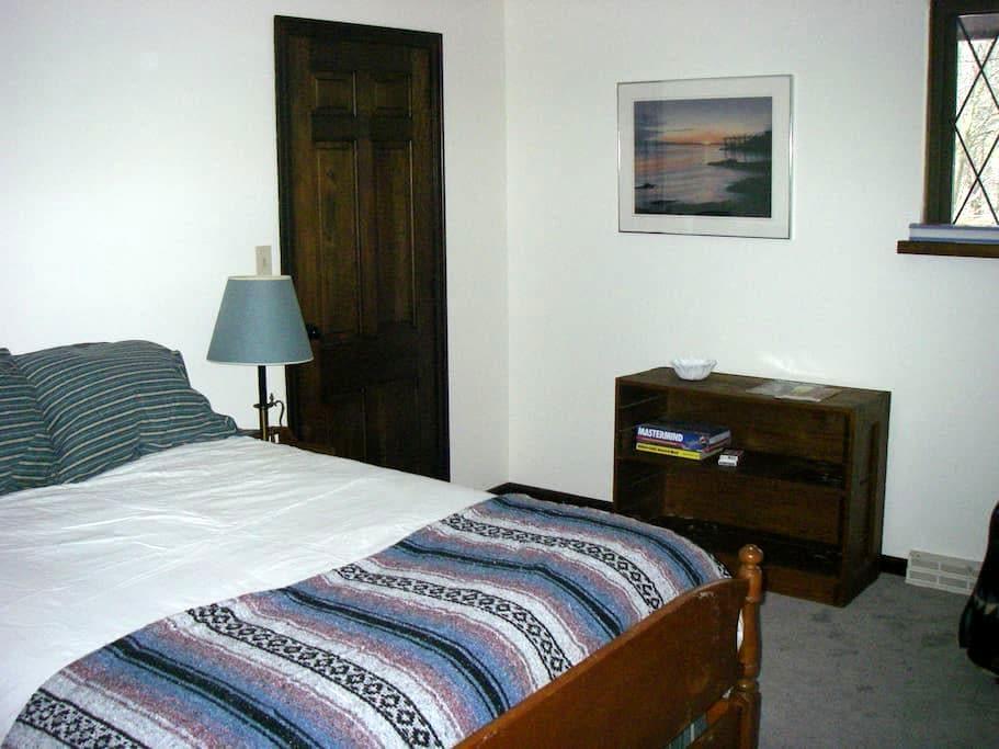 Baboosic Brook Private Room + Bkfst - Merrimack - Casa