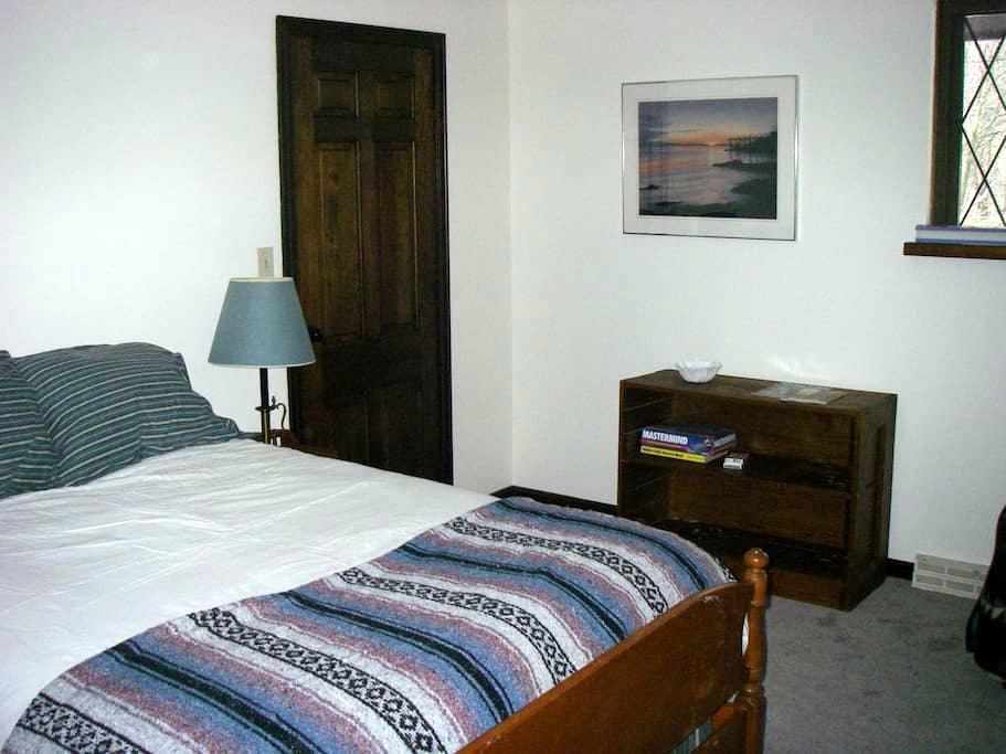 Baboosic Brook Private Room + Bkfst - Merrimack - Talo