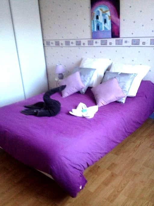 Belle chambre  avec petit déjeuner - L'Houmeau - Bed & Breakfast