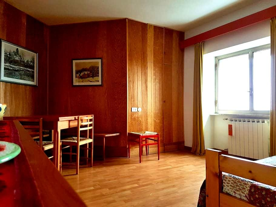 Appartamento in Paradiso, Aremogna/Roccaraso - Roccaraso - Apartemen