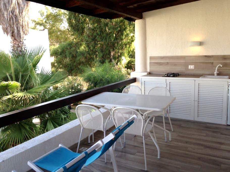 Aeolian Islands – Isle of Vulcano - Vulcano Porto - Apartment