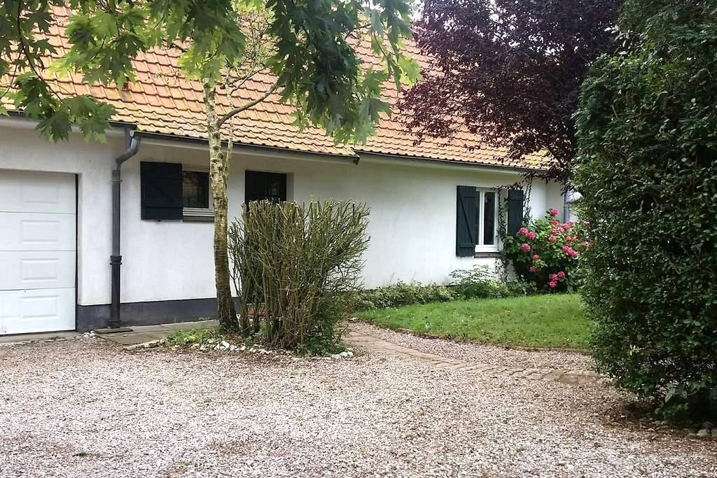 Cozy rooms, peaceful and calm - Saint-Inglevert - Hus