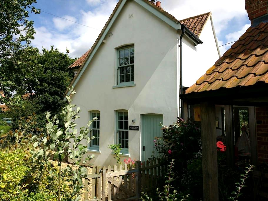 The White House - a Cosy Cottage - Guestwick
