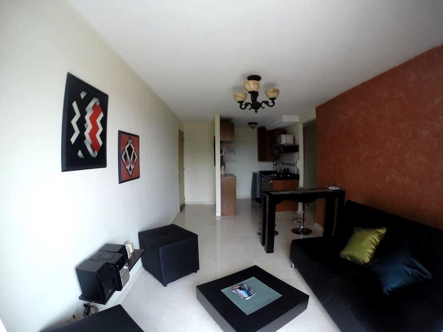Apartamento amoblado - Pereira - Departamento