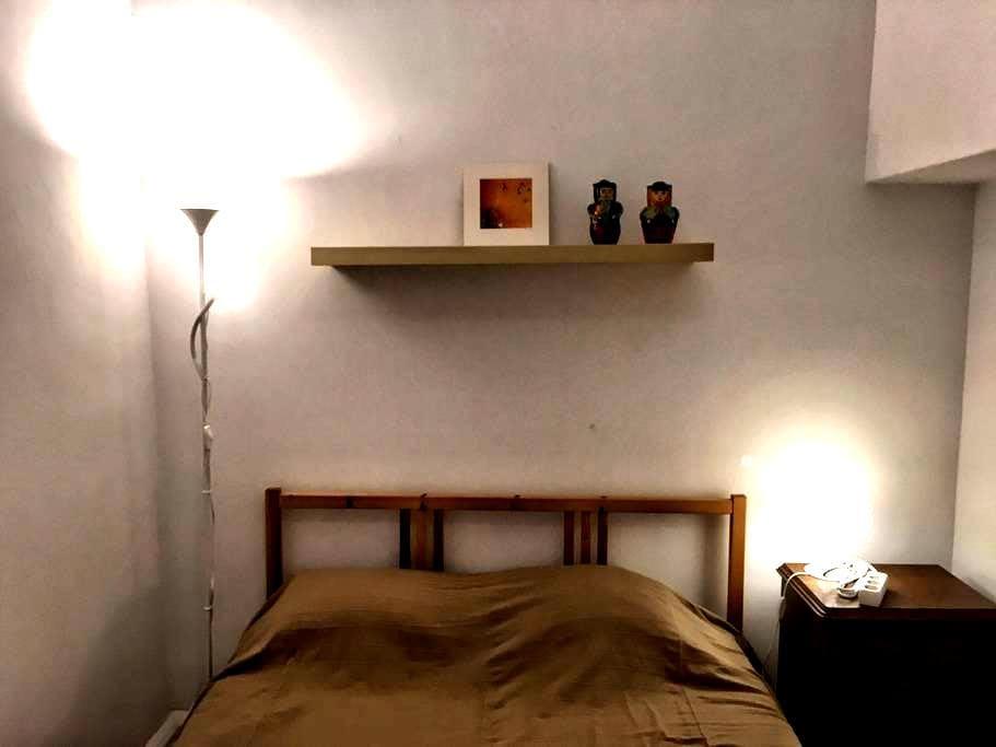 Cheap room in apartment with the sea view - Cruz Quebrada - Квартира