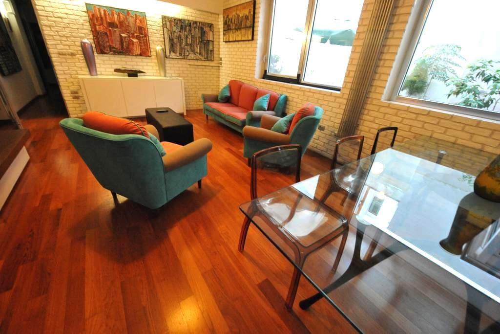 Alma Grande B&B-appartamento  120mq - Brindisi - Appartement