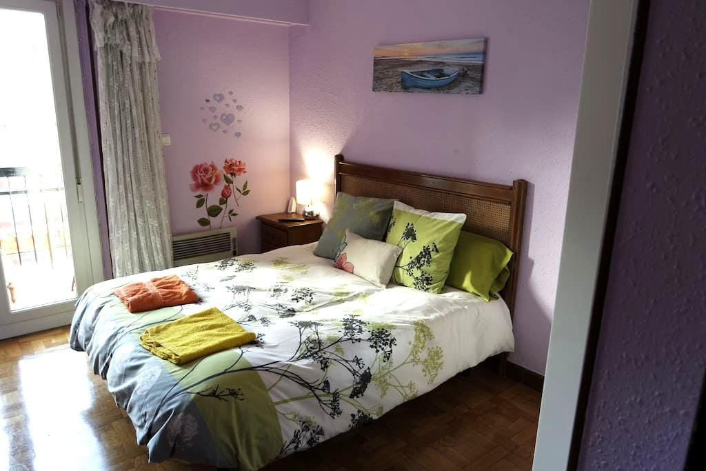 Habitación en Donostia San Sebastia - San Sebastián - Appartamento