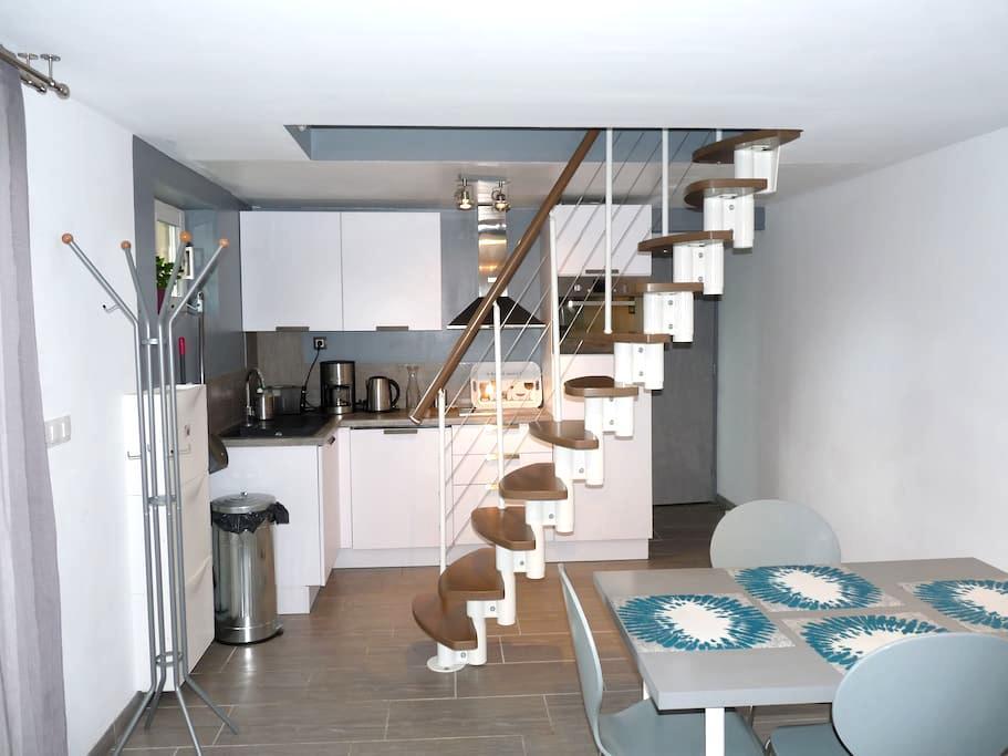 Maison tout confort proche Paris - Pierrefitte-sur-Seine - House