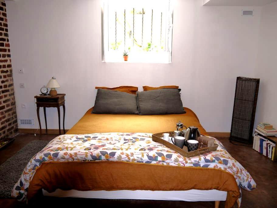 Jolies chambre et salle d'eau - Troyes - Huis