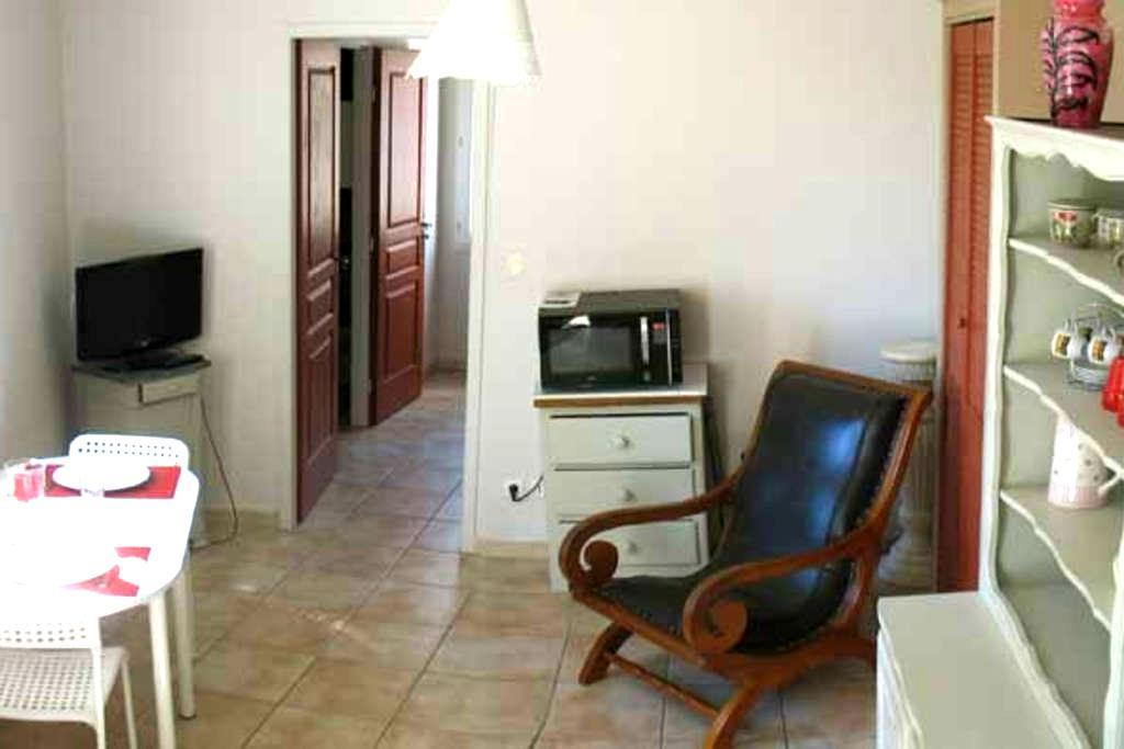 Ombre, soleil et eau pour couple - Saint-Saturnin-lès-Avignon - Apartamento