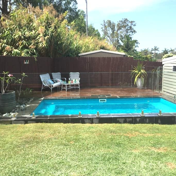 Brodie Beach Bungalow - Coffs Harbour