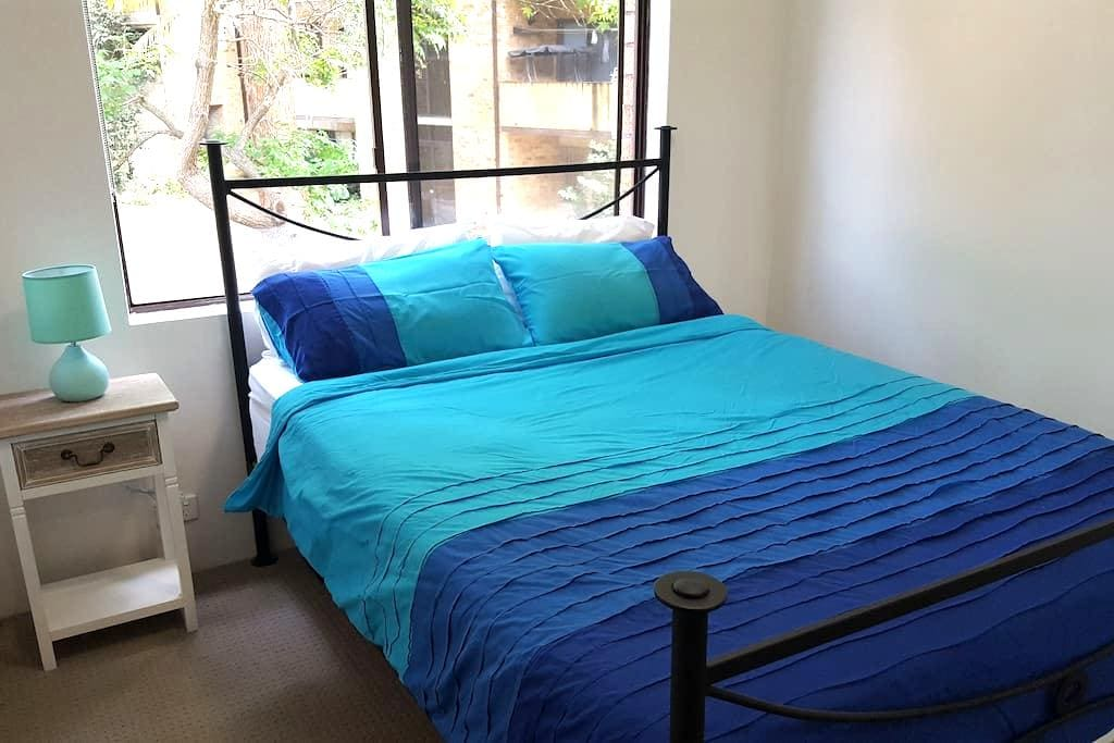 Queen sized room in Wollongong - Wollongong - Apartamento